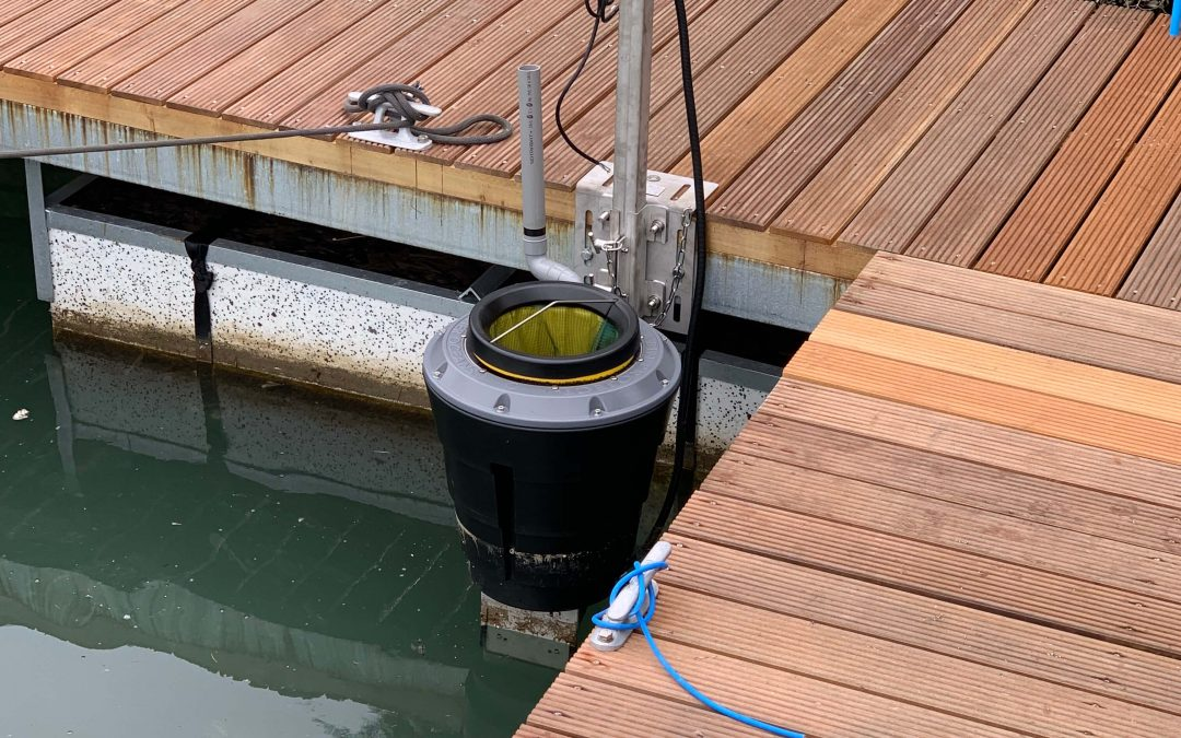 SYH Installs Seabin & EV Charging Point