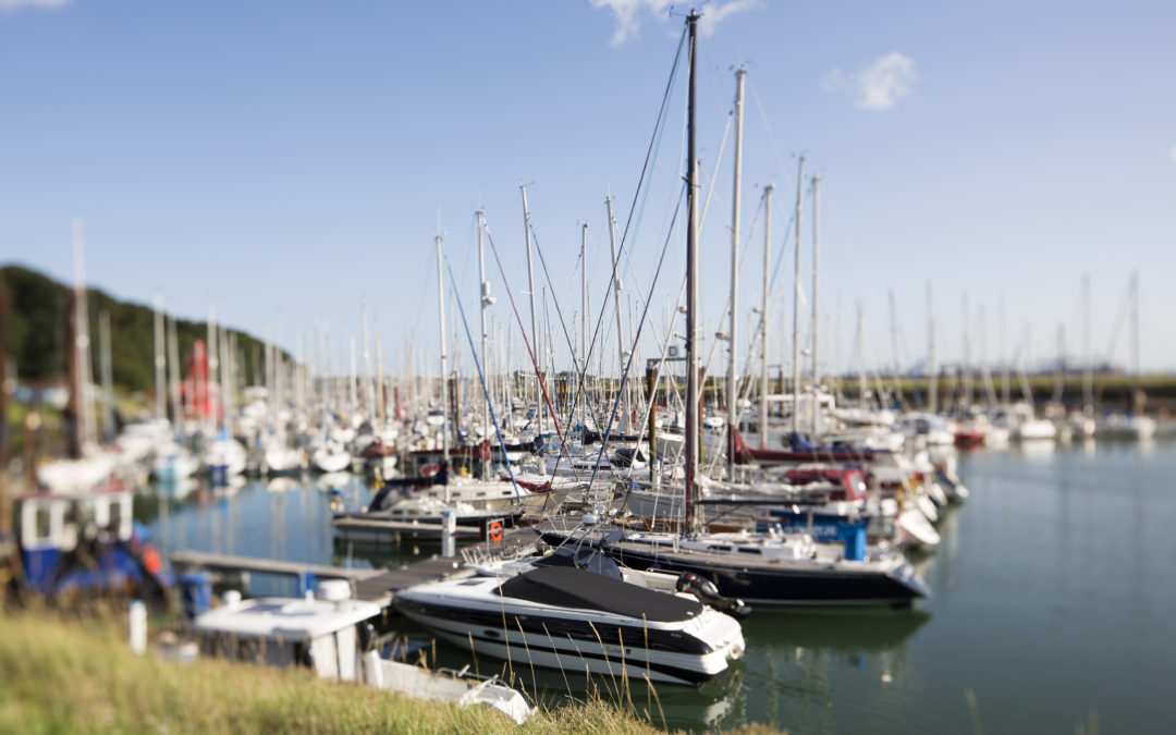 SUFFOLK YACHT HARBOUR RE-OPENS TO BERTH HOLDERS