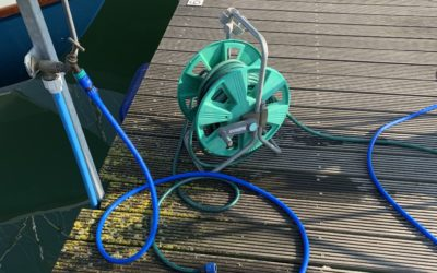 New hose pipe regulations to affect marina users
