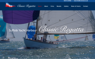 SYH launches new Classic Regatta website