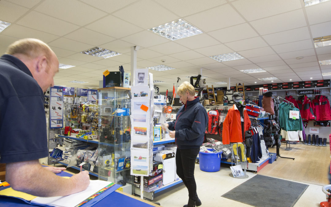 SYH CHANDLERY NOW OPEN