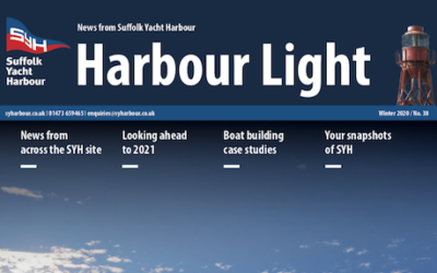 Latest issue of Harbour Light magazine